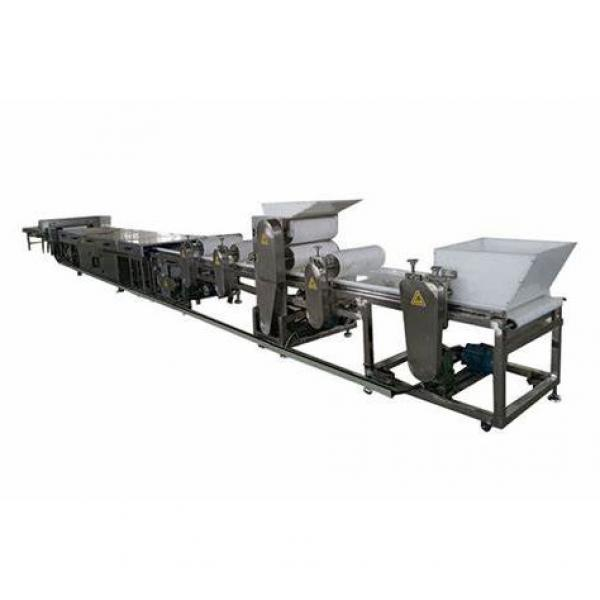 Automatic Snickers Chocolate Cereal Bar Production Line
